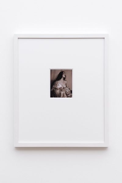 Untitled (Terry) by Robert Mapplethorpe, Charles Riva Collection