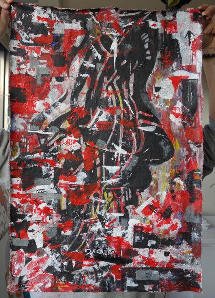 Passion is pain by Wilson Cabral, S.O.N