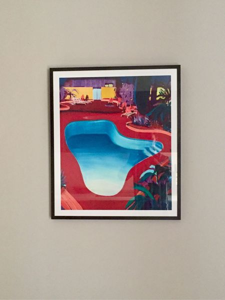 Valley Pool Party by Jules De Balincourt, Filippo Formenti