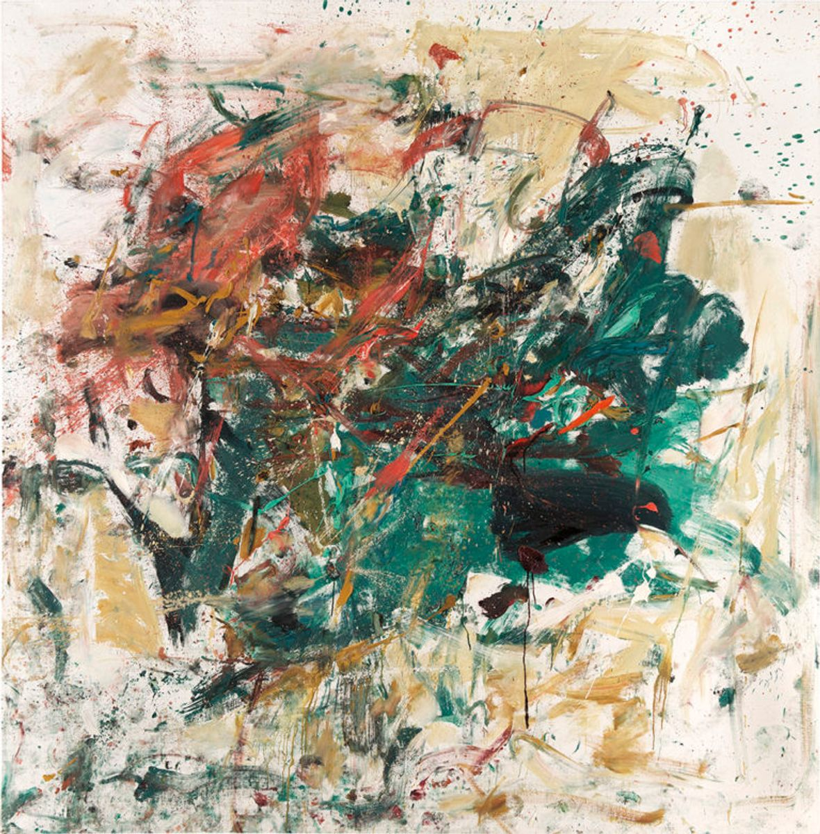 Phillips Unveils $9.5M.-$12.5M. Joan Mitchell for Evening Auction, Revealing New Date in July