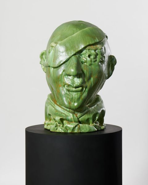 Artist Thomas Schütte's Striking Sculptures of Contorted Faces Are the Focus of a Dreamlike Show in Berlin—See It Here