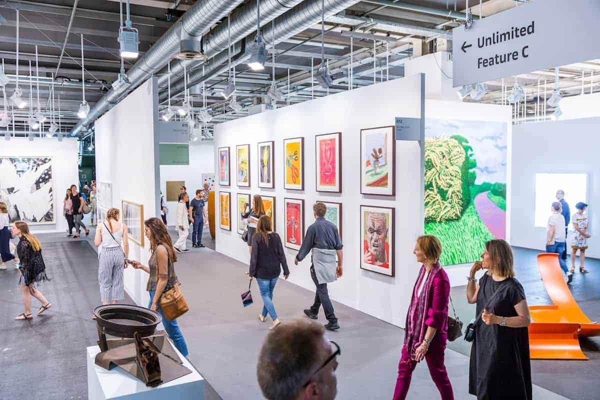 From Antiquity to Modernity, How Art Fairs Became A Cultural Mainstay