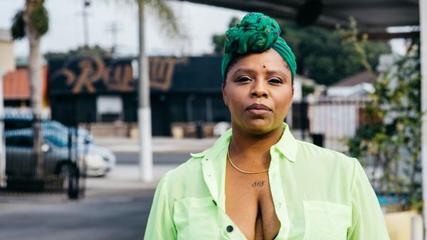 An Urgent Performance From Patrisse Cullors, a Founder of Black Lives Matter