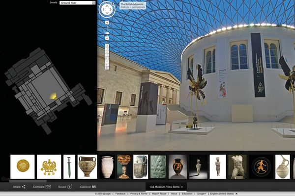 The virtues – and vices – of virtual museum tours