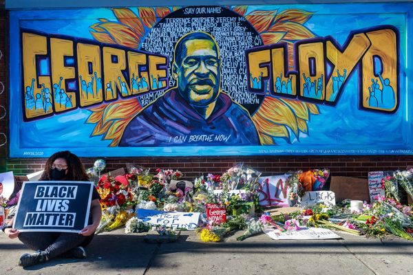 Supporting The Protest. Street Artists Across the Globe Pay Tribute to George Floyd With Dazzling Murals
