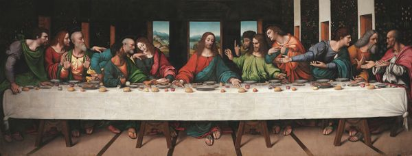 "A Pristine 16th-Century Reproduction of the ""Last Supper"" Has Been Digitized"