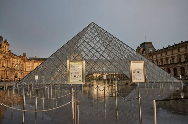 When the Louvre Reopens Next Week, Patient Visitors Will Be Able to View the Mona Lisa Practically Alone