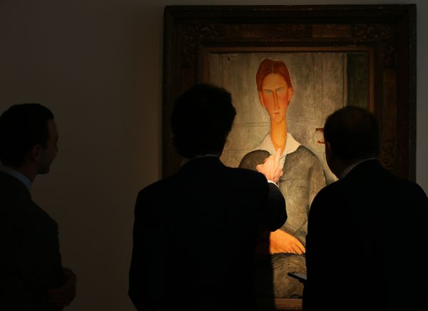Art Historian Sues Wildenstein Plattner Institute for Holding Modigliani Research 'Hostage'