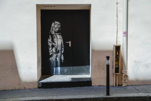 Banksy Mural Stolen from Bataclan in Paris Is Recovered in Italy