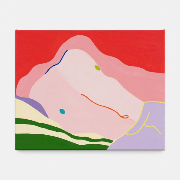 Chicago-Based Artist Tessa Perutz Paints People as if They Were Lush Landscapes—See Her Otherwordly Work Here