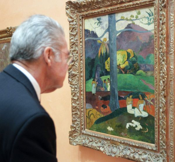 Prized $45.6 M. Gauguin Painting at Spanish Museum May Be Sold Amid Dispute: Report