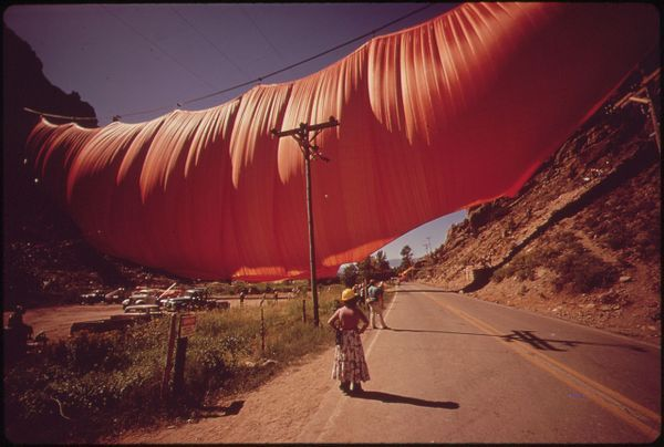 Subtracting reality, revealing beauty. A tribute to Christo and Jeanne-Claude's unique legacy