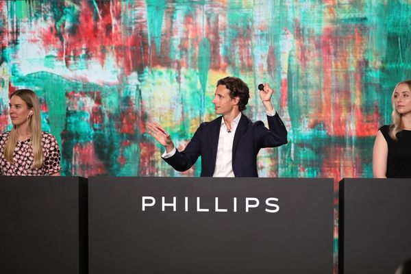 Phillips Scored $41 Million in a White-Glove Contemporary Evening Sale as the Auction House Got Hip to New Online Landscape