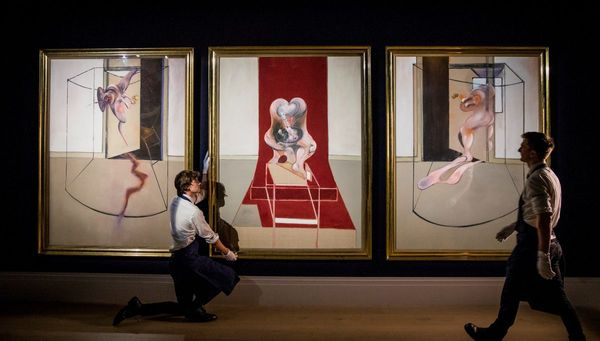 $84.5-Million Francis Bacon Triptych Leads Sotheby's Marathon Virtual Auction