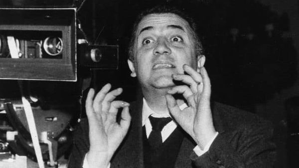The Other Federico Fellini: The Great Director's Drawings