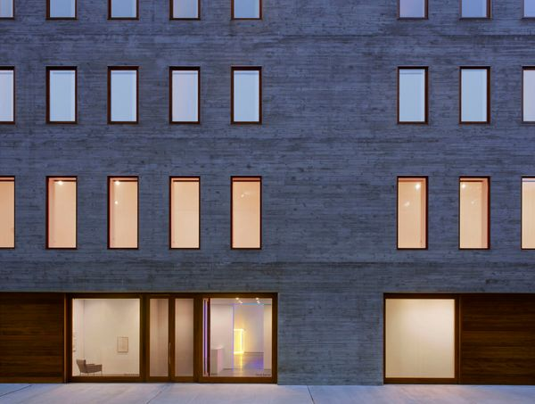 David Zwirner laid off nearly 20 percent of its employees.