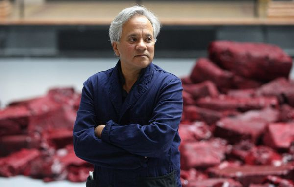 Anish Kapoor – Ritual and The Void