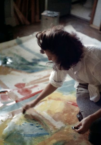 Artists In Residence: The Studios of The Abstract Expressionists