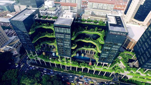 Innovative Architecture: Ten Buildings that Redefine Sustainability