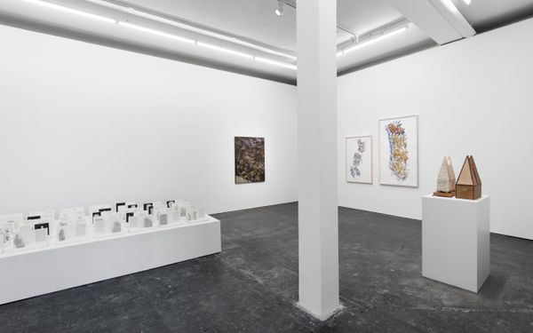 Basel by Berlin (Group Exhibition), Galeria Plan B | Berlin
