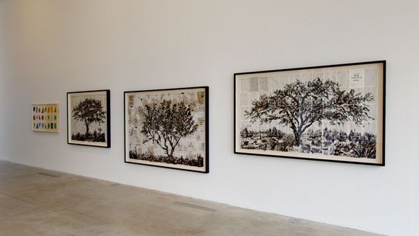 Waiting for the Sibyl by William Kentridge, Lia Rumma Gallery (5 of 5)
