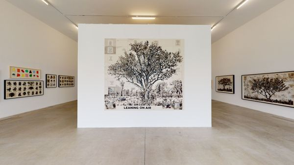 Waiting for the Sibyl by William Kentridge, Lia Rumma Gallery (2 of 5)