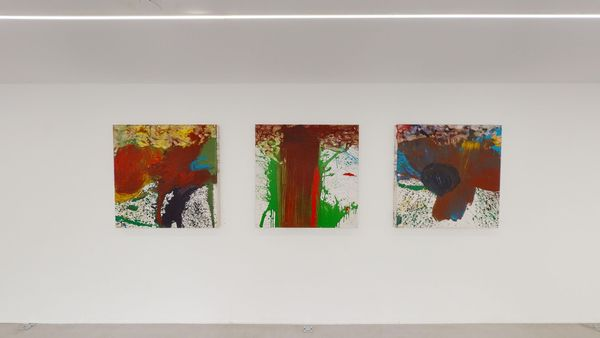 The Shape of Colour by Hermann Nitsch, Galerie RX (2 of 5)
