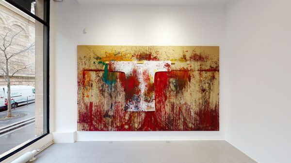 The Shape of Colour by Hermann Nitsch, Galerie RX (3 of 5)