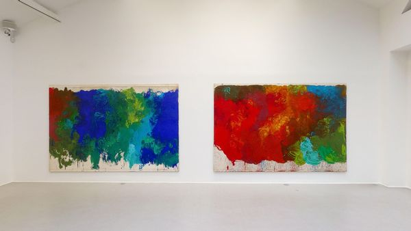 The Shape of Colour by Hermann Nitsch, Galerie RX (4 of 5)