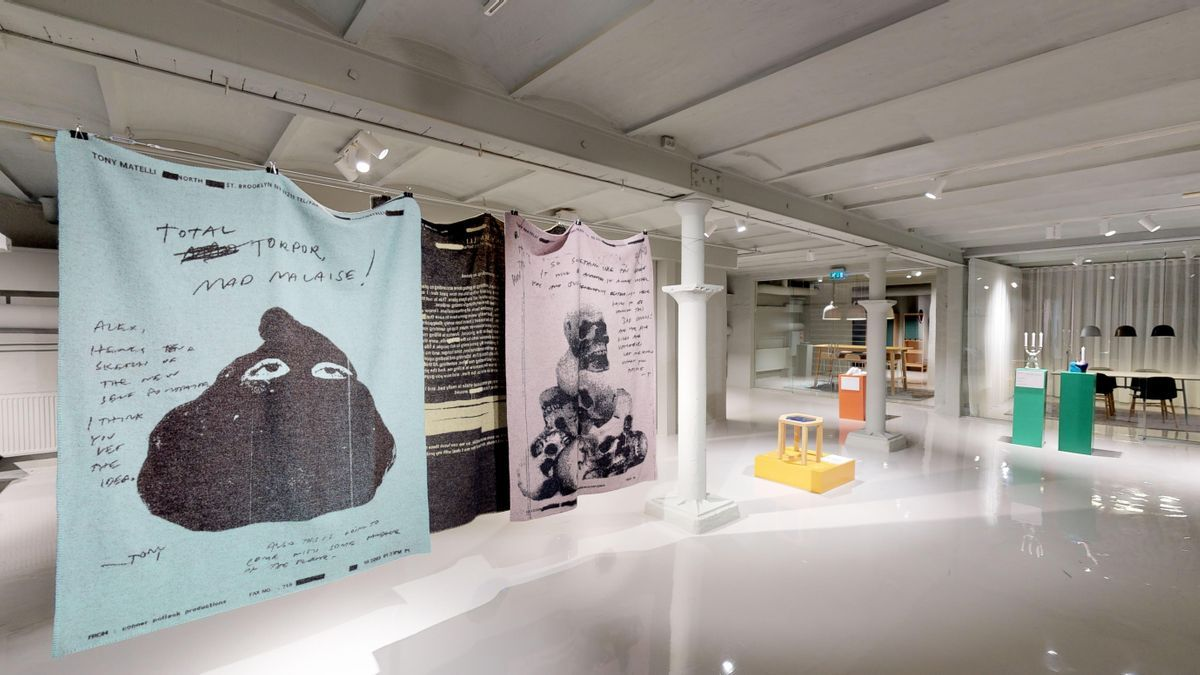 The Normann x Brask Art Collection | Product Launch Exhibition