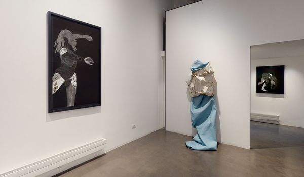 PARALLELS AND PERIPHERIES: Fractals and Fragments (Group Exhibition), Galleria Anna Marra (2 of 10)
