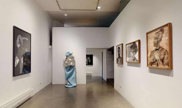 PARALLELS AND PERIPHERIES: Fractals and Fragments (Group Exhibition), Galleria Anna Marra