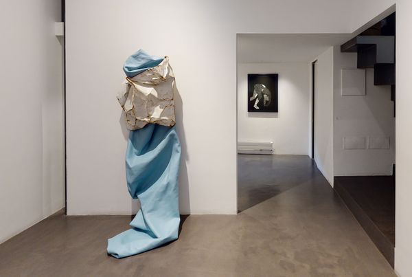 PARALLELS AND PERIPHERIES: Fractals and Fragments (Group Exhibition), Galleria Anna Marra (3 of 10)