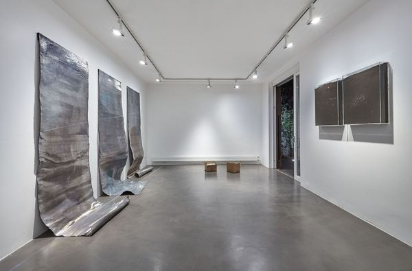 FRAGILE earth and sky, handle with care (Group Exhibition), Galleria Anna Marra (3 of 4)