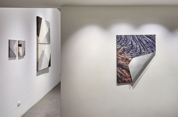 Embodying: Flesh, Fiber, Features (Group Exhibition), Galleria Anna Marra
