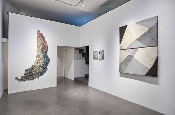 Embodying: Flesh, Fiber, Features (Group Exhibition), Galleria Anna Marra (2 of 4)