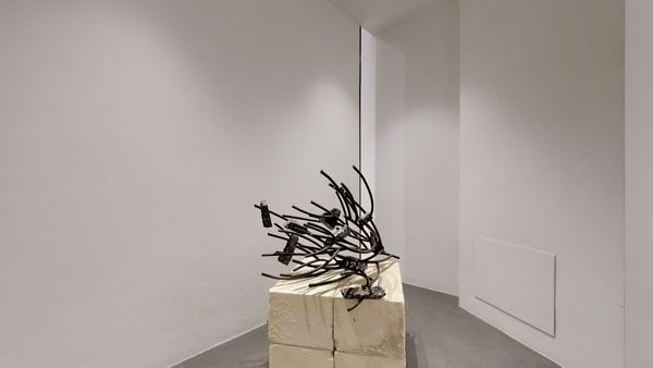 Inner Landscapes (Group Exhibition), Galleria Anna Marra (5 of 5)