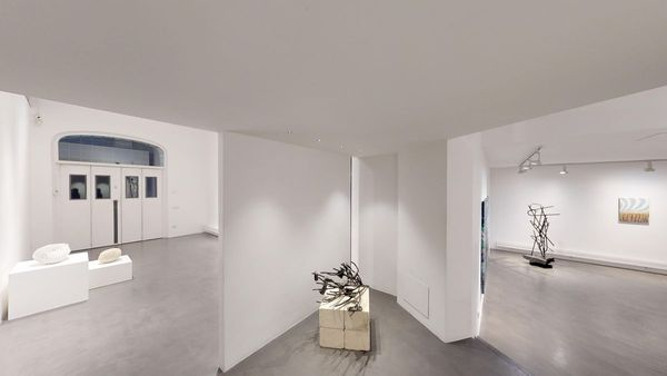 Inner Landscapes (Group Exhibition), Galleria Anna Marra (2 of 5)