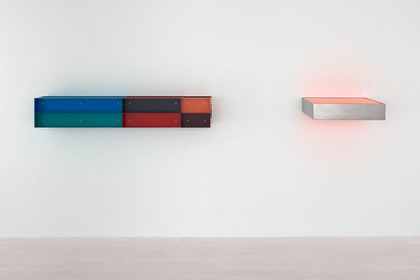 Uncanny Materiality: Donald Judd's Specific Objects by Donald Judd, Mignoni
