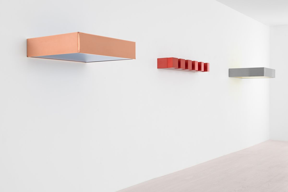 Uncanny Materiality: Donald Judd's Specific Objects