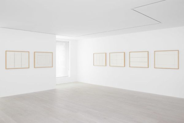 Donald Judd in Two Dimensions: Fifteen Drawings
