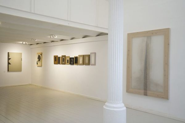 Abstraccions (Group Exhibition), L&B (2 of 4)
