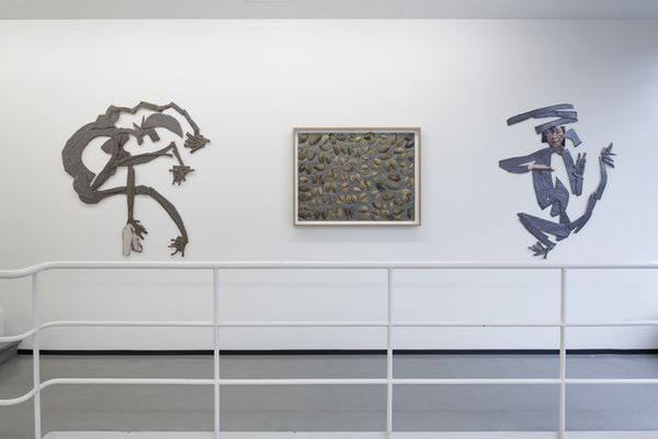 Freedom of Form | Carel Visser, the later years