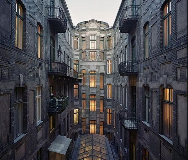 Preview of The Budapest Courtyards