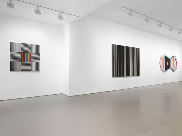 The Responsive Eye Revisited: Then, Now, and In-Between. (Group Exhibition), Miles McEnery Gallery  I 520 (2 of 3)