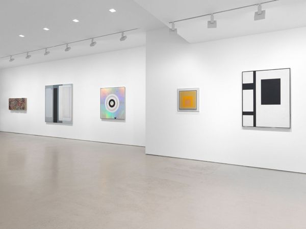 The Responsive Eye Revisited: Then, Now, and In-Between. (Group Exhibition), Miles McEnery Gallery  I 520 (3 of 3)