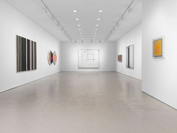 The Responsive Eye Revisited: Then, Now, and In-Between. (Group Exhibition), Miles McEnery Gallery  I 520