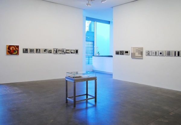 Ascetic Approach, curated by David Platzker