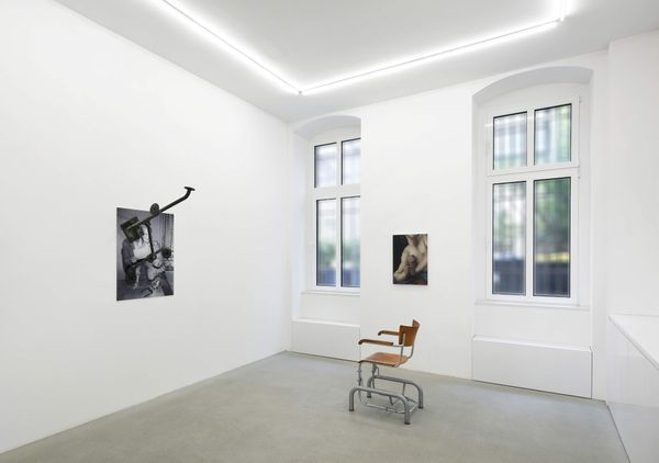 Endless Lows, Breaking High (Group Exhibition), Galerie Rolando Anselmi | Berlin (2 of 7)