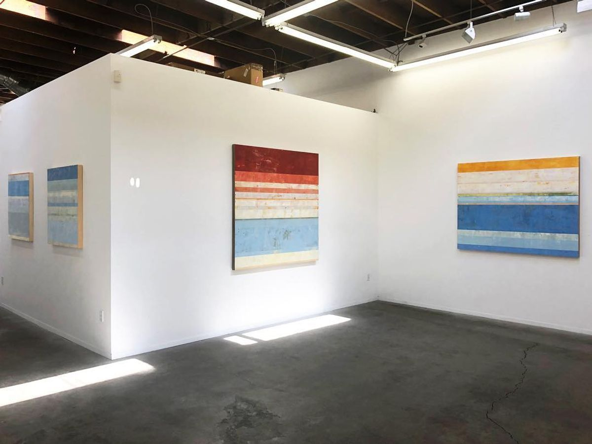 LATITUDE: NEW PAINTINGS BY CLAY JOHNSON